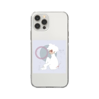 Circle Soft clear smartphone cases