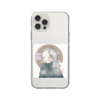 チルチルミチル Soft clear smartphone cases
