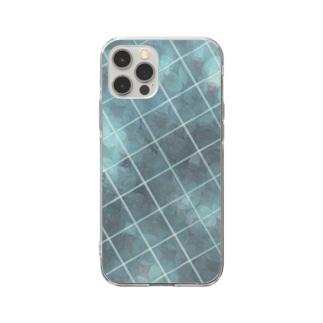 窓 Soft clear smartphone cases