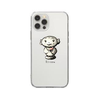 Ojizou  Soft clear smartphone cases