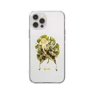 ゾーレの陽目 Soft clear smartphone cases