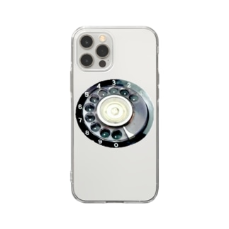 電話☏ Soft clear smartphone cases
