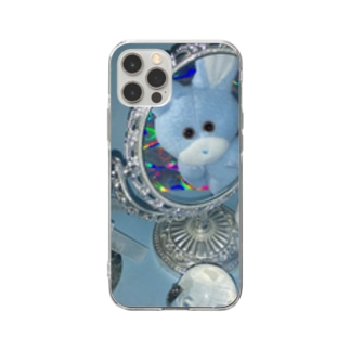MIRROR Soft clear smartphone cases