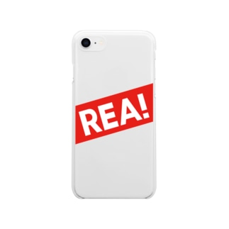 REA01 Soft clear smartphone cases