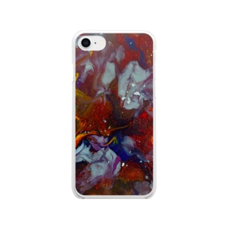 Fe Soft clear smartphone cases