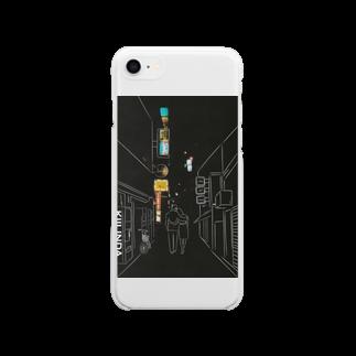 Kiilindaのステイ・アット・ホーム Soft clear smartphone cases