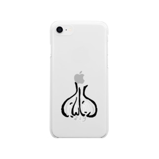 229 Soft Clear Smartphone Case