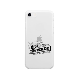 WADE-Logo (2019) Soft clear smartphone cases