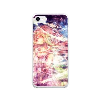 御身の星 Soft clear smartphone cases