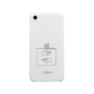 救う Soft clear smartphone cases