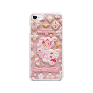 Flower Mobile Case Soft clear smartphone cases