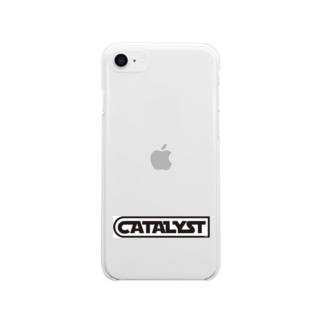 Catalyst1942 Soft clear smartphone cases