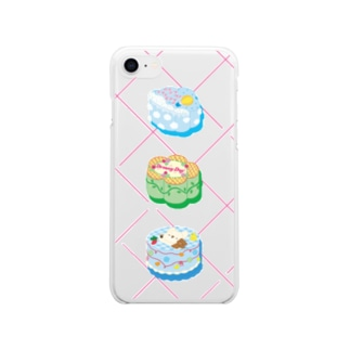 DREAMY DAY Soft clear smartphone cases