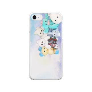 family Soft clear smartphone cases