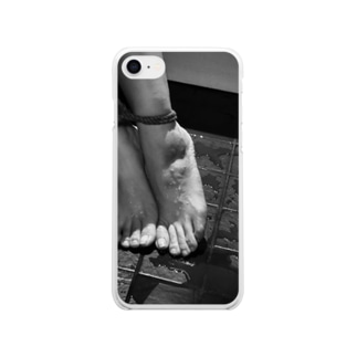 hot water Soft clear smartphone cases