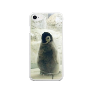 Baby Emperor 042 s Soft clear smartphone cases