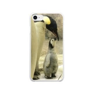 Baby Emperor 042 Feeding from parent Soft clear smartphone cases