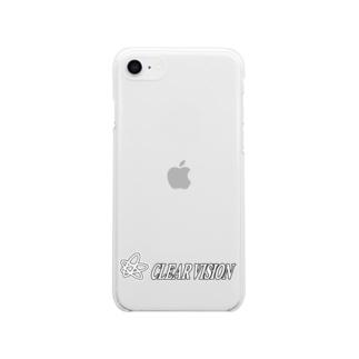 クリアヴィジョン Soft clear smartphone cases