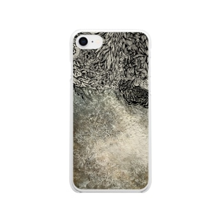 flowers Soft clear smartphone cases
