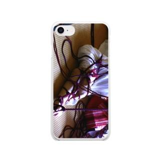 灯 Soft clear smartphone cases