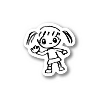 ツインテールの日 Stickers