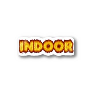 INDOOR Stickers
