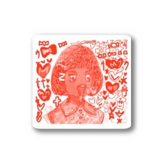 ねえ、ここにおいで❤️🎀🍬 Stickers