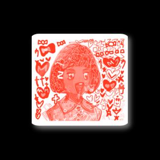 Takeru_EX@サークル♡ちんちぇんぐみのねえ、ここにおいで❤️🎀🍬 Stickers