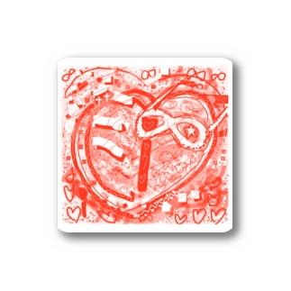 ❤️❤️❤️🍎🍎🍎 Stickers