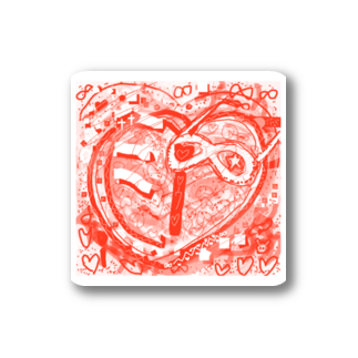 Takeru_EX@サークル♡ちんちぇんぐみの❤️❤️❤️🍎🍎🍎 Stickers