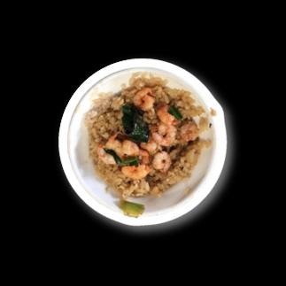 宮本菜津子 - Natsuko Miyamotoの蝦仁飯ステッカー