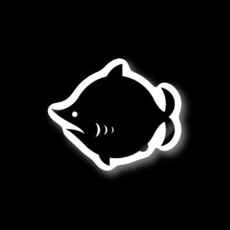 劇団鮫軟骨の劇団鮫軟骨ロゴステッカー Stickers