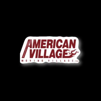 FREELY SHOPのAmerican Villageシリーズ Stickers