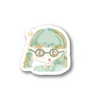 絶対処女 秋[autumn]ver. Stickers
