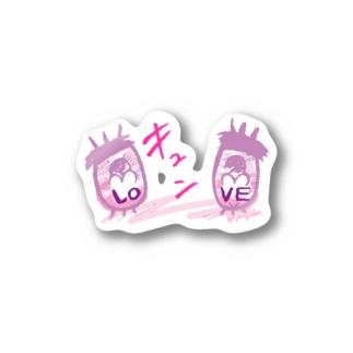 TOKIMEKI♡EYE  sticker/トキメキ♡eye Stickers