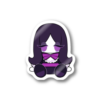 悪天🦄✨のMISERY CIBI Stickers