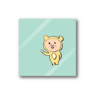 ボチボチくん Stickers