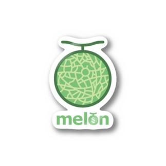 メロンウェイ Stickers