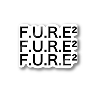 FUre2 Stickers