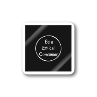 Be a Ethical Consumer Stickers