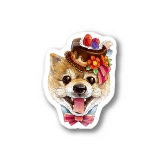 pontaくん Stickers