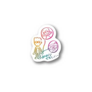 minoli DestinyのTOMO Design Stickers