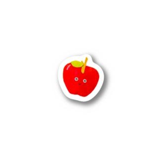 りんご Stickers