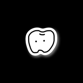naの並び悪い歯 Stickers