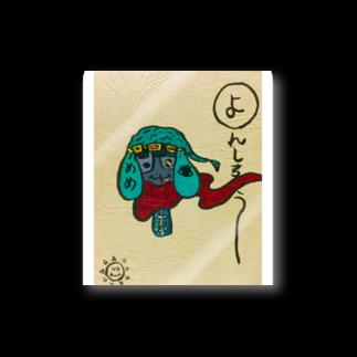 yonshirouのメカ四士郎 Stickers