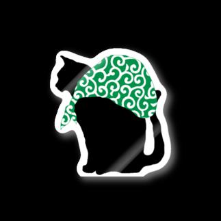 モルTの泥棒猫 Stickers