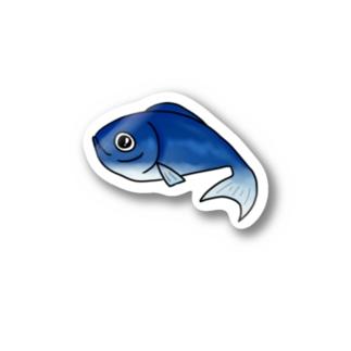 お魚ちゃん2 Stickers