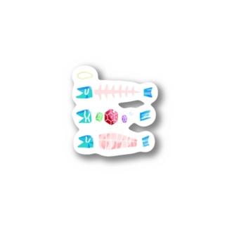 おさかな天国 Stickers