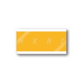 ハルカミライ(HKRI) Stickers