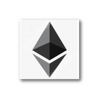 仮想通貨 Ethereum イーサリアム Stickers